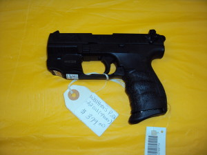 WALTHERS P22 .22 CAL (WITH LASER)