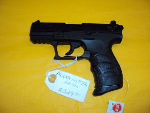 WALTHERS P22 .22 CAL